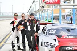 #23 MP1A Audi R8 GT3, Lars Viljoen, James Dayson,, Caesar Bacarella, M1GT
