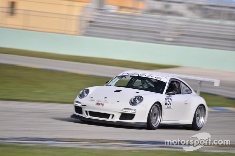 #057 MP1B Porsche Cup, Lonnie Pechnik, Roberto Bengoa, Orbit Racing