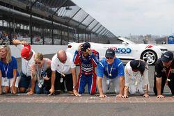 Takuma Sato, Andretti Autosport Honda con Michael Andretti, Andretti Autosport