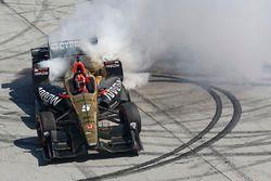 1. James Hinchcliffe, Schmidt Peterson Motorsports, Honda