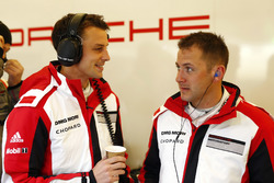 Earl Bamber, Nick Tandy, Porsche Team