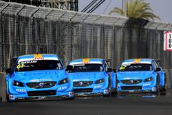 Nestor Girolami, Polestar Cyan Racing, Volvo S60 Polestar TC1, Nicky Catsburg, Polestar Cyan Racing,