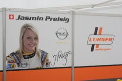Jasmin Preisig, Opel Astra TCR, Lubner Motorsport