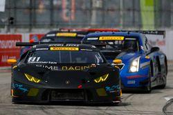 #111 Dime Racing Lamborghini Huracan GT3: Jonathan Summerton