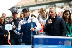 Felipe Massa, Williams; Max Verstappen, Red Bull Racing