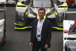 Pierre Fillon, ACO President op de grid