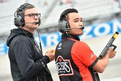 Chris Gabehart, Joe Gibbs Racing; Ryan Bowers, Joe Gibbs Racing