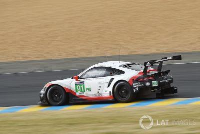 Prueba privada Le Mans junio