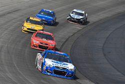 A.J. Allmendinger, JTG Daugherty Racing Chevrolet, Ross Chastain, Premium Motorsports, Delaware Offi