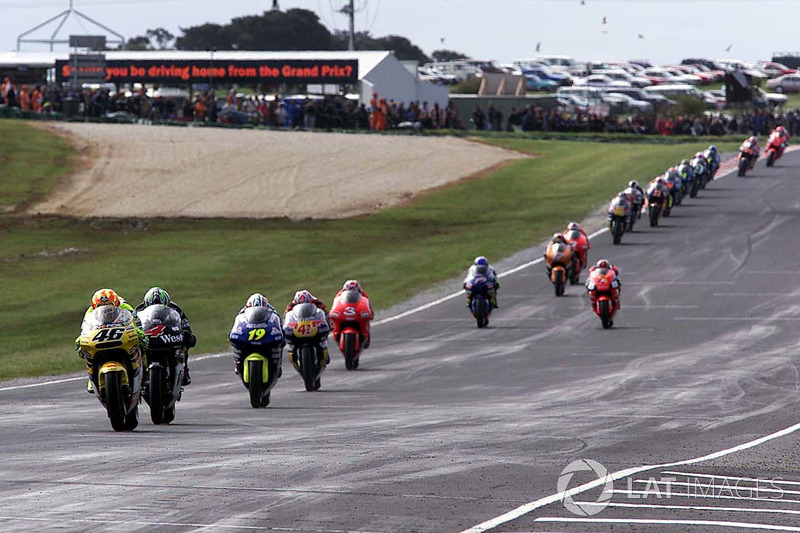 GP de Australia 2001 (500cc)