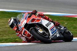 Jorge Lorenzo, Ducati Team con el nuevo carenado
