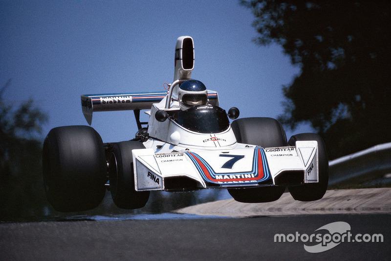 1975 - Carlos Reutemann, Brabham BT44