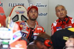 Andrea Dovizioso, Ducati Team, Davide Tardozzi, Ducati Team