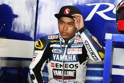 Galang Hendra, Yamaha Racing Indonesia