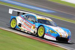 #18 Team Upgarage With Bandoh Toyota MC86: Yuhki Nakayama,Shintaro Kawabata