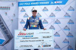 Pole para Kyle Busch, Joe Gibbs Racing Toyota