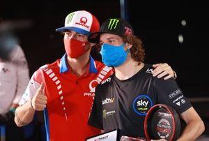 Francesco Bagnaia, Pramac Racing, Marco Bezzecchi, Sky Racing Team VR46