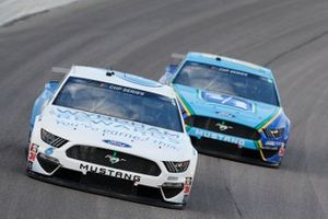 Ryan Newman, Roush Fenway Racing, Wyndham Rewards Ford Mustang