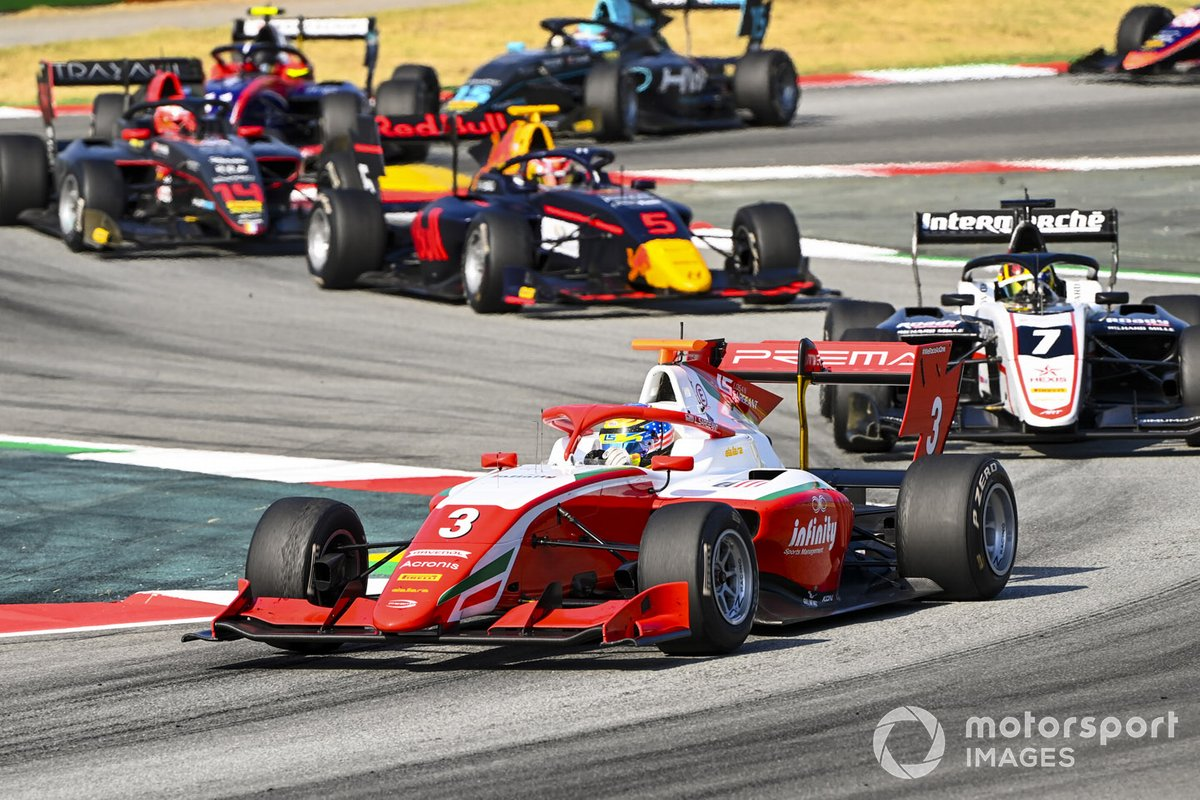 Logan Sargeant, Prema Racing, Theo Pourchaire, ART Grand Prix