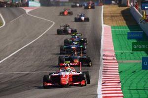 Frederik Vesti, Prema Racing, Jack Doohan, Hwa Racelab