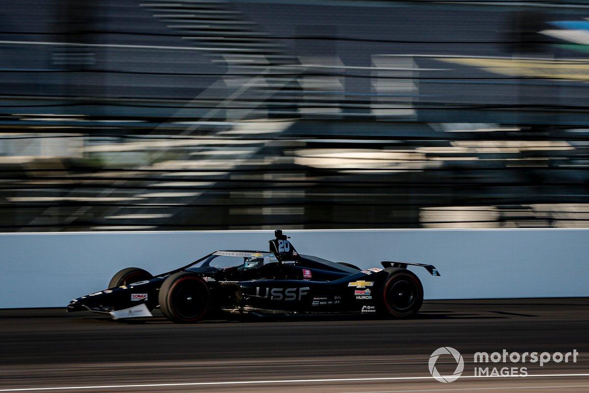 16º Ed Carpenter, Ed Carpenter Racing – Chevrolet