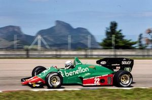 Riccardo Patrese, Alfa Romeo 184T