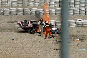 Crash: Takao Wada
