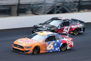 Ryan Newman, Roush Fenway Racing, Ford Mustang Oscar Mayer, Joey Gase, Petty Ware Racing, Ford Mustang
