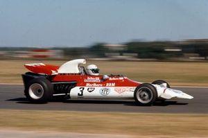 Howden Ganley, BRM P160B, GP d'Argentina del 1972