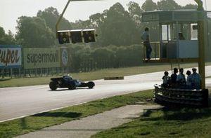 Francois Cevert, Tyrrell 002, GP d'Argentina del 1972