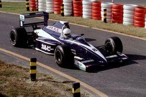 Stefano Modena, Brabham BT59 Judd, al GP del Giappone del 1990