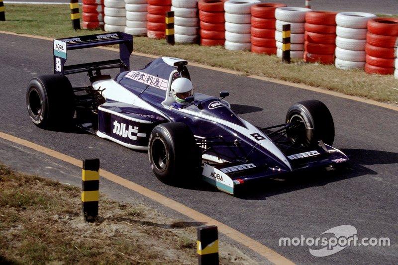 #8: Stefano Modena (Brabham)