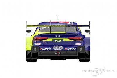 Audi Sport livery unveil