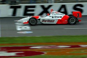 Helio Castroneves, Team Penske, Dallara Chevrolet