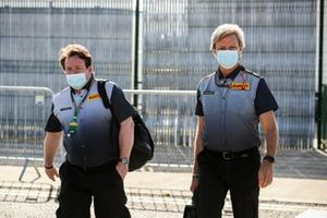 Pirelli Team Members