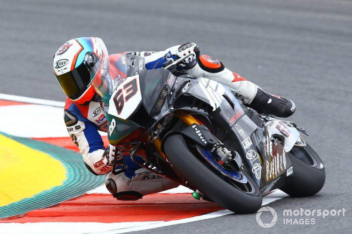 Lorenzo Gabellini, MIE Racing Althea Honda Team