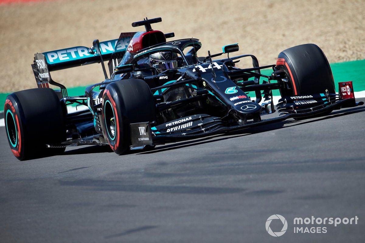 Mercedes понимает, что ситуация в гонке не в ее пользу
