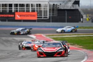 #93 GT3 Pro-Am, Racers Edge Motorsports, Shelby Blackstock, Trent Hindman, Acura NSX GT