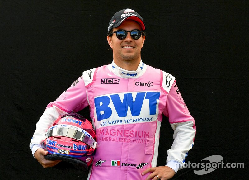 #11: Sergio Perez (Racing Point-Mercedes)
