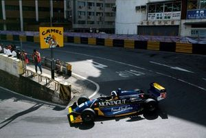 David Coulthard, Ralt RT35 - Mugen Honda
