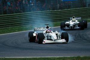 Jacques Villeneuve, BAR Honda 002