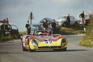 Umberto Maglioli, Nanni Galli, Autodelta SpA, Alfa Romeo T33/3