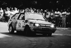 Aleksandr Artemenko, Viktor Timkovskiy, Lada Samara 21083