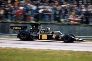Jim Crawford, Lotus 72E