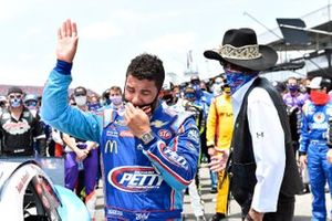 Darrell Wallace Jr., Richard Petty Motorsports, Chevrolet Camaro Victory Junction and Richard Petty
