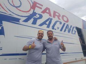 Fulvio Ferri e Roberto Macina, Faro Racing