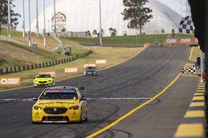 Race 2 winner Nick Percat, Brad Jones Racing Holden