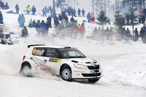 Sebastien Ogier, Julien Ingrassia, Skoda Fabia S2000