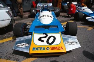 Chris Amon, Matra MS120B