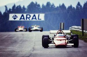 Игнацио Джунти, Ferrari 312B